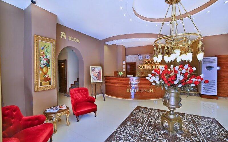 هتل Sanli Suite Hotel Istanbul