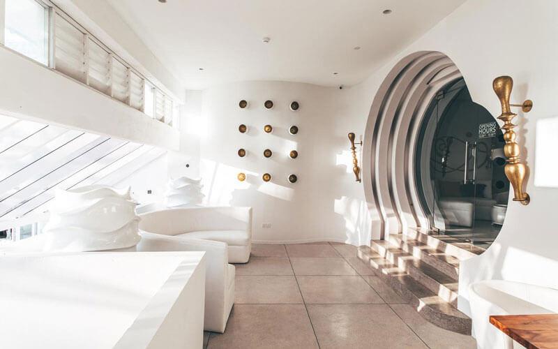 هتل دش ریزورت لنکاوی