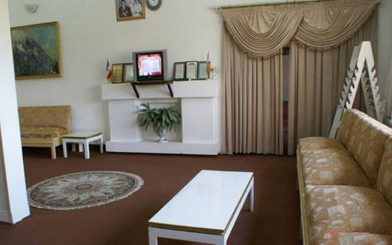 هتل فجر آبشار لاهیجان