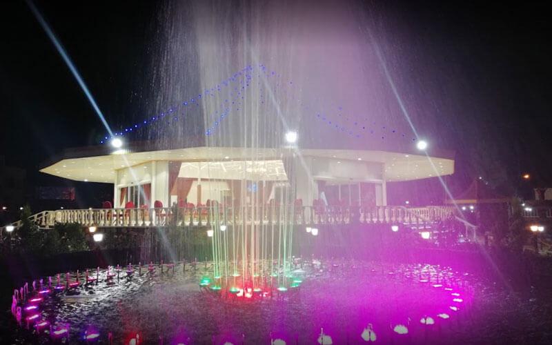 مجتمع اقامتی میلاد نور یزد