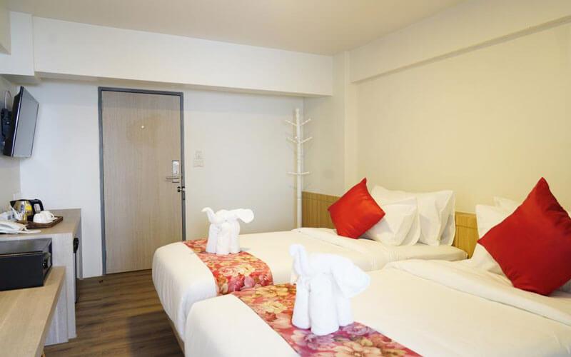 هتل وایلد ارکید ویلا بانکوک