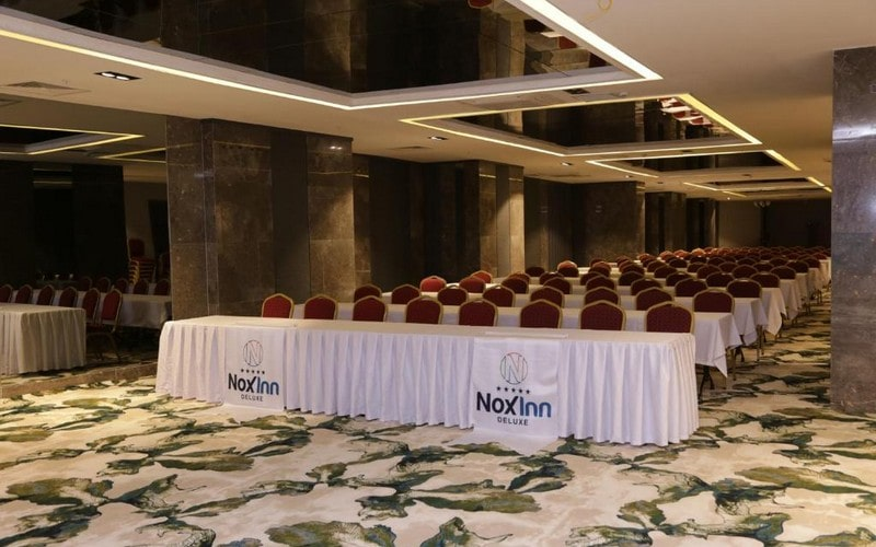 هتل Noxinn Deluxe Hotel Alanya
