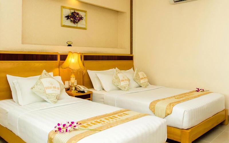 هتل Hoang Phu Gia Ho chi minh