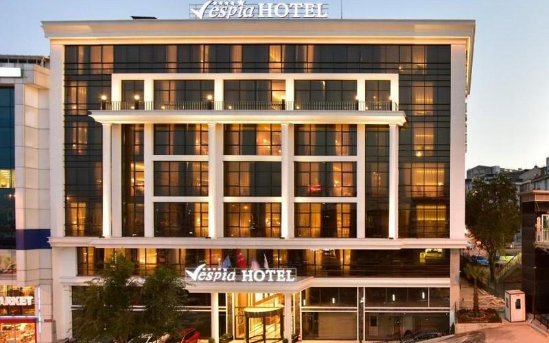 هتل Vespia Hotel Istanbul