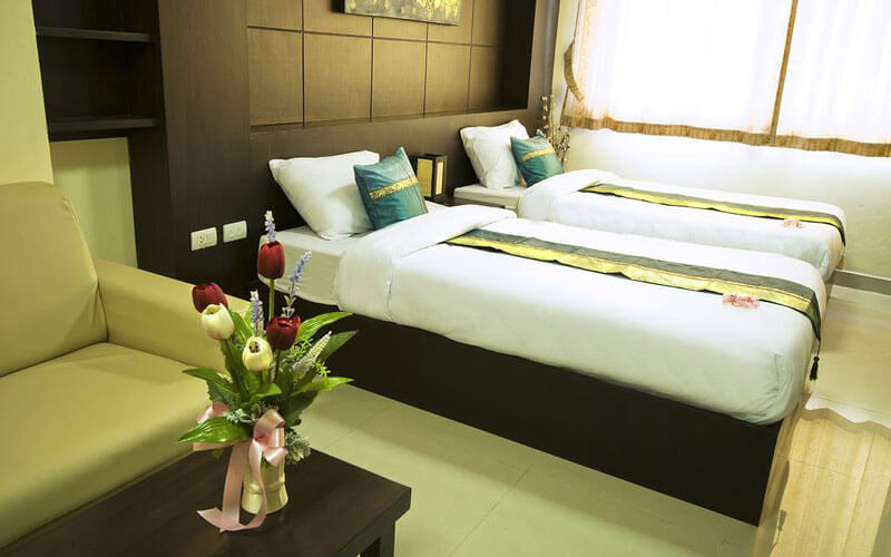 هتل ریجنت سووارنابومی بانکوک
