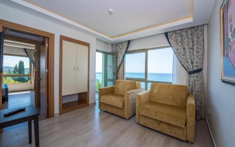 هتل Miarosa Incekum West Resort Alanya