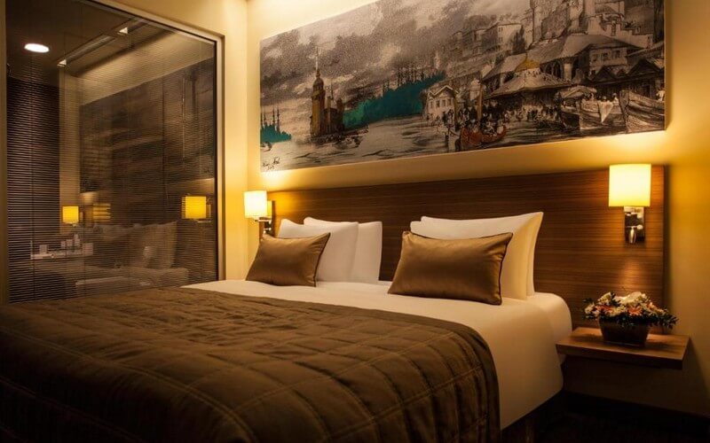 هتل Gorrion Hotel Istanbul