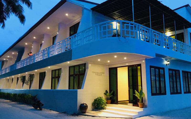 هتل Crystal Sands Villa Maldives