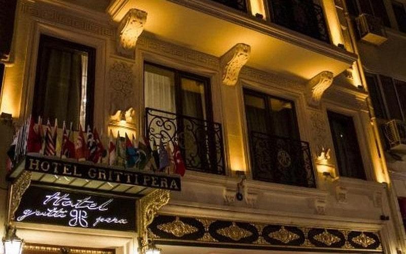 هتل Hotel Gritti Pera Istanbul
