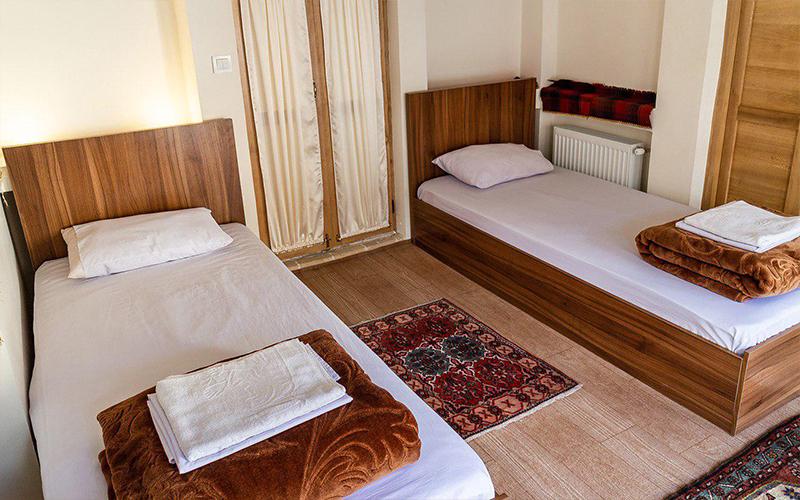 اقامتگاه سنتی قائلی اصفهان