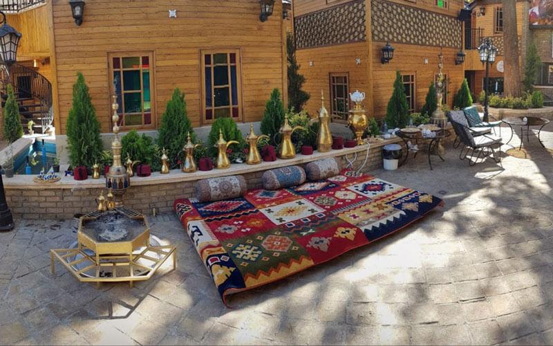 هتل الغدیر مشهد