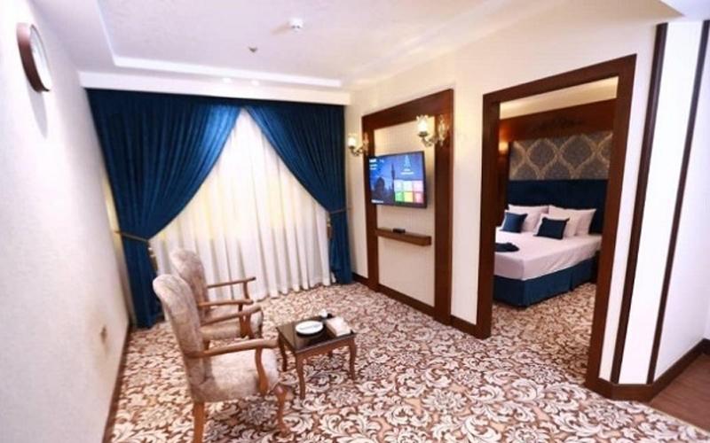 هتل فیروزه توس مشهد