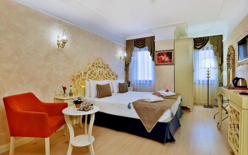 هتل Edibe Sultan Hotel Istanbul