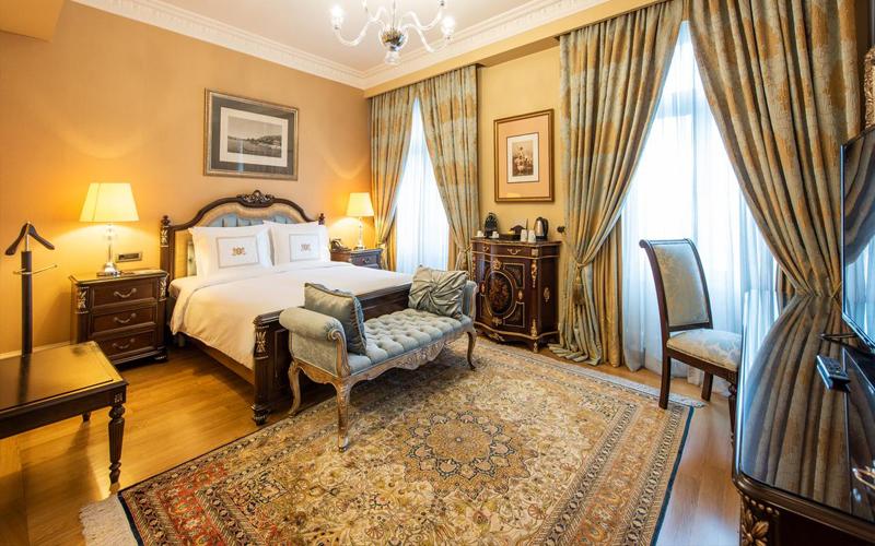 هتل پارا پالاس استانبول