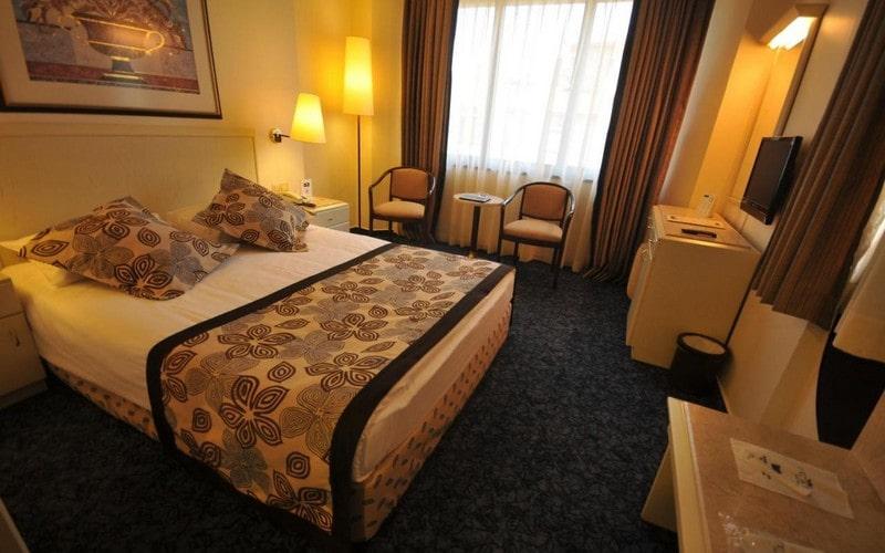 هتل Class Hotel Ankara