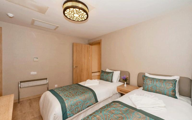 هتل Aybar Hotel Istanbul