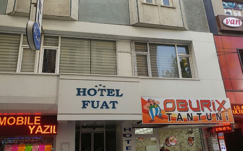 هتل Fuat Van