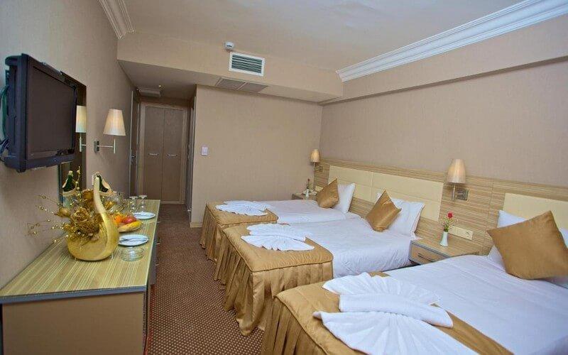 هتل Laleli Emin Hotel Istanbul