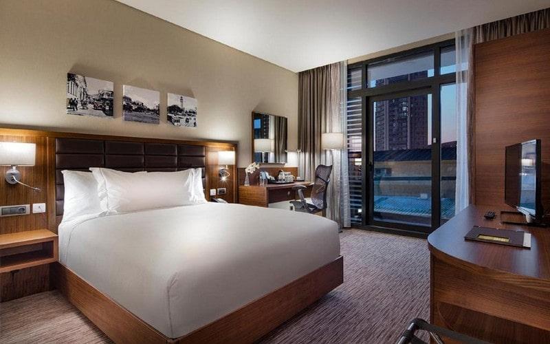 هتل Hilton Garden Inn Izmir Bayrakli