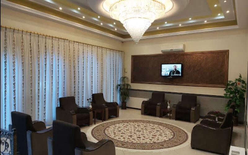 هتل آپارتمان قصر خورشید مشهد