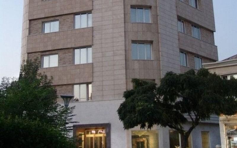 هتل آپارتمان مجید مشهد