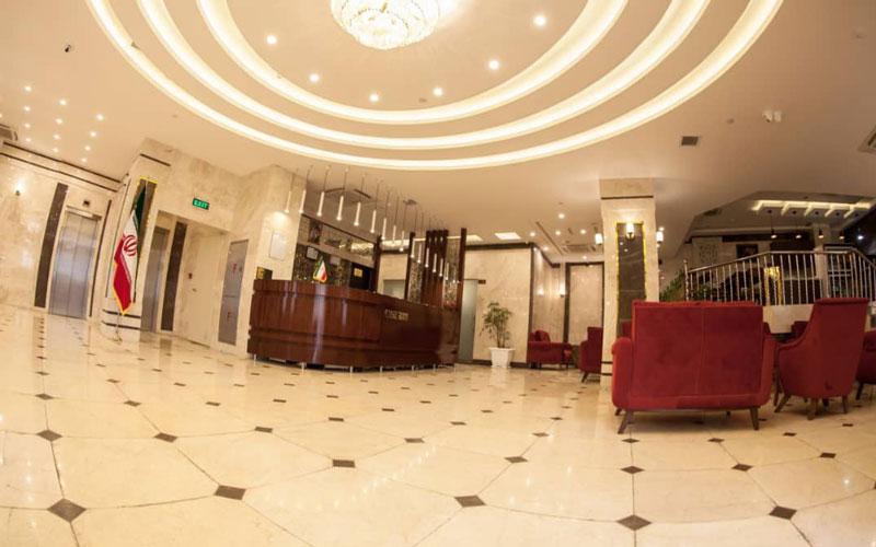 هتل میبد مشهد