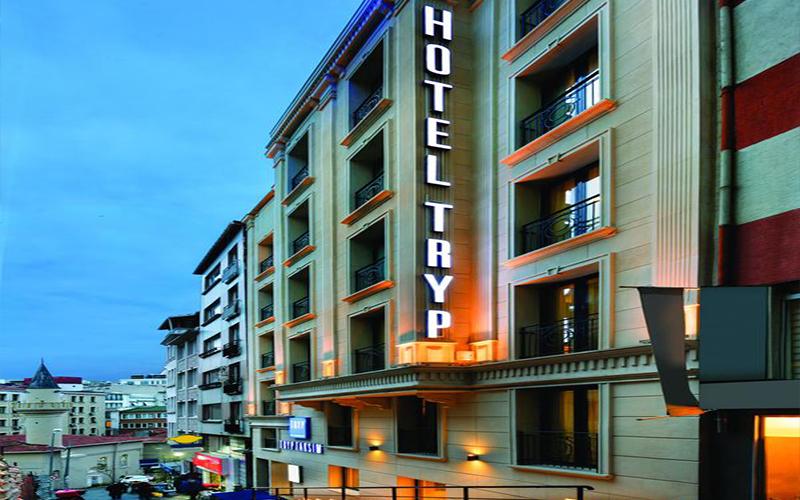 هتل تریپ بای ویندهام تقسیم استانبول