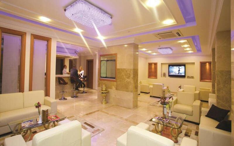 هتل The City Hotel Istanbul