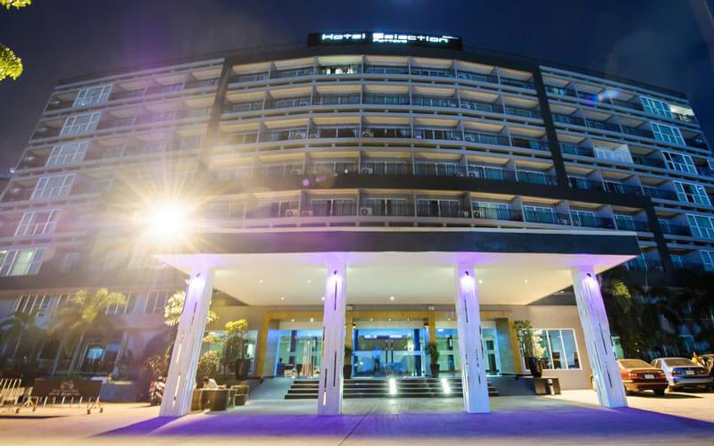هتل سلکشن پاتایا