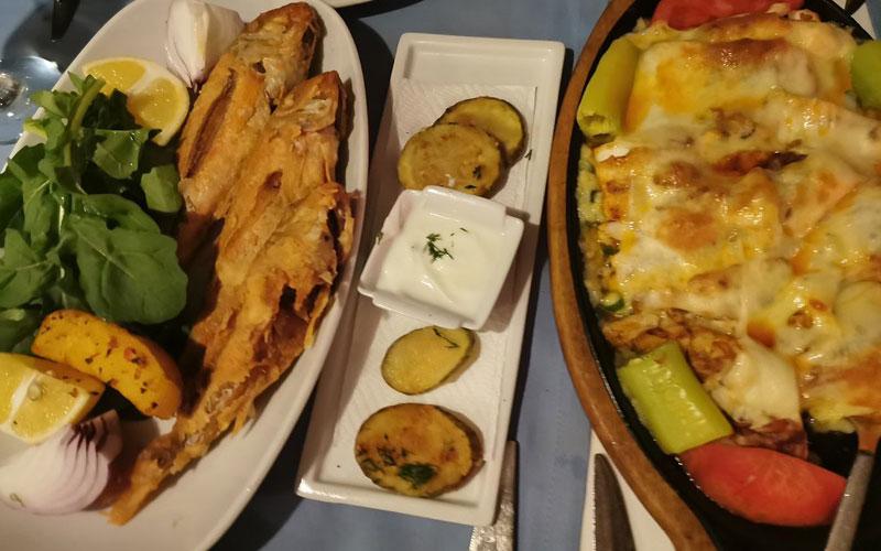 رستوران الئوس استانبول