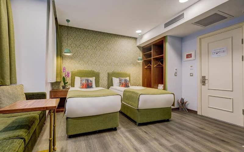 هتل Sometimes Hotel Taksim Istanbul
