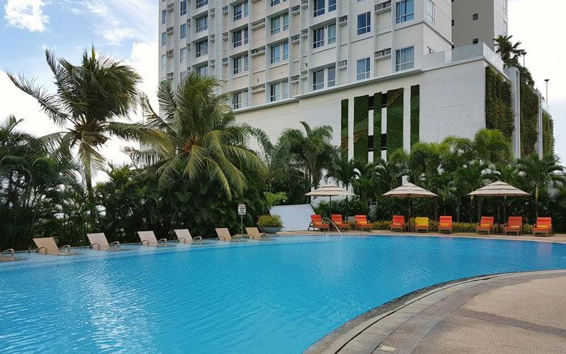 هتل Marco Polo Plaza Cebu