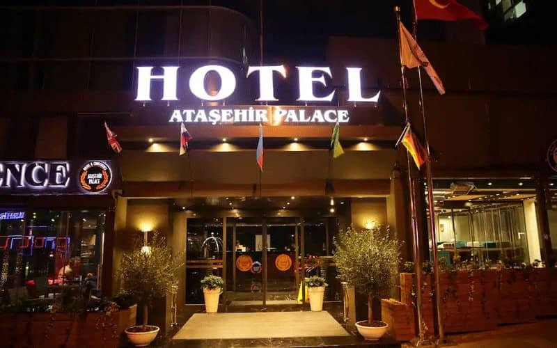 هتل Atasehir Palace Hotel Istanbul
