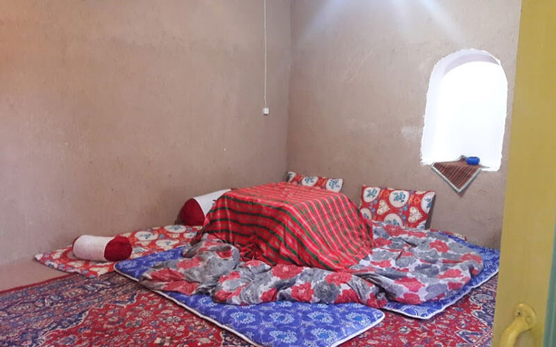 اقامتگاه بوم گردی قدیم ندیما نیشابور