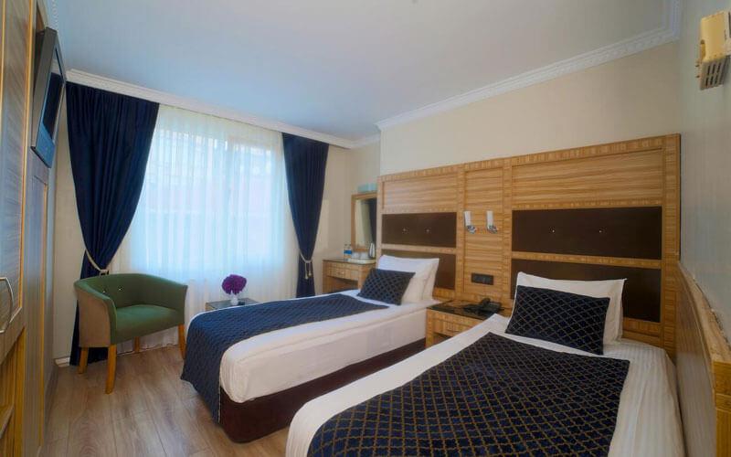 هتل Sed Hotel Istanbul