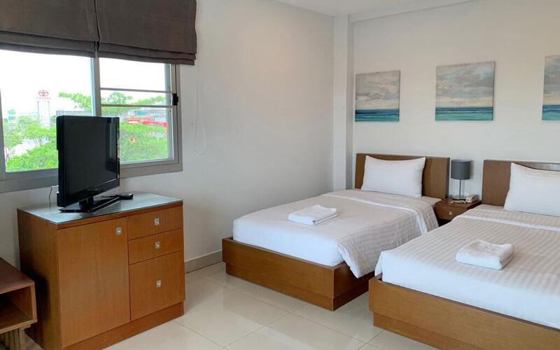 هتل ایوری سووارنابومی ایرپورت بانکوک