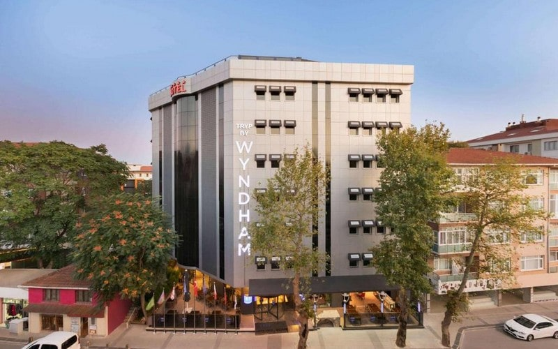 هتل Tryp By Wyndham Istanbul Sancaktepe
