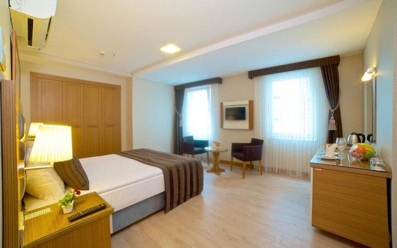 هتل Hotel Istanbul Trend Istanbul