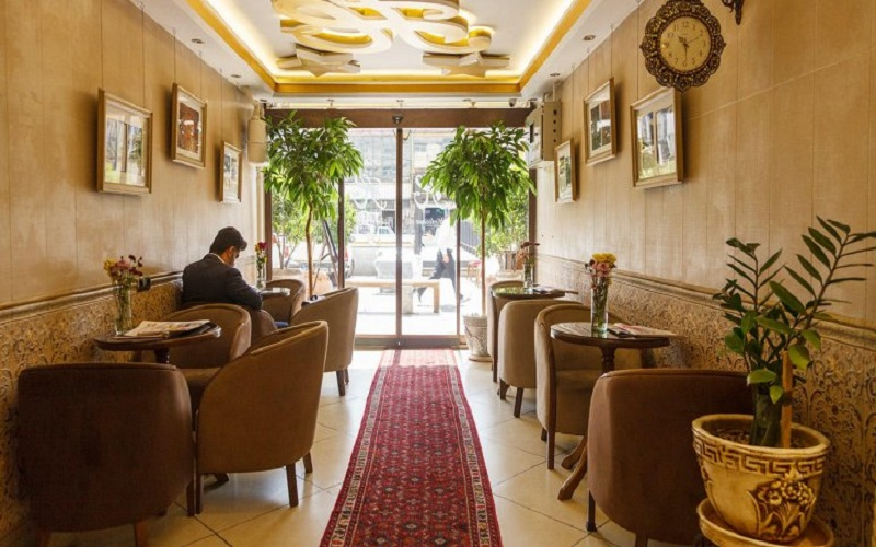 هتل گلستان تهران