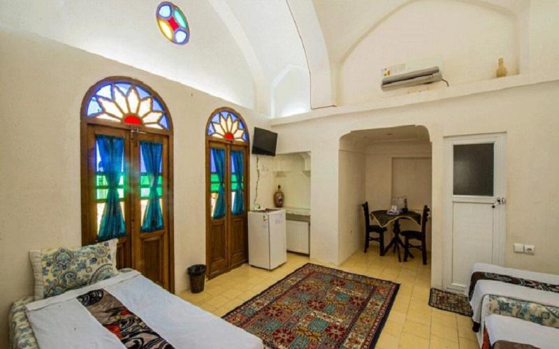 اقامتگاه سنتی ثنا کاشان
