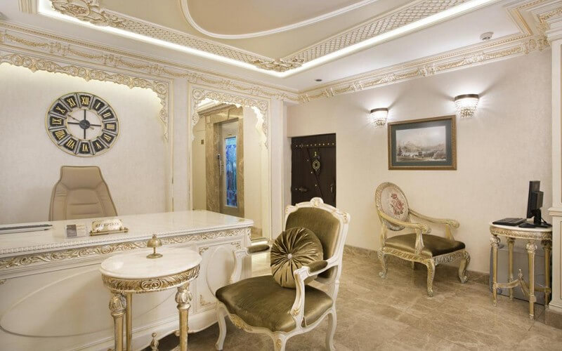 هتل Hotel Evsen Istanbul