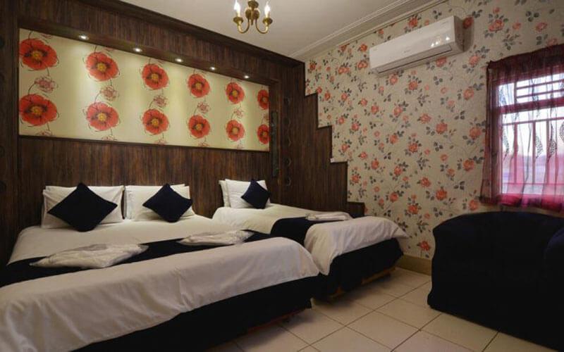 هتل حافظ شیراز