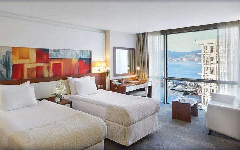 هتل Kordon Hotel Pasaport Izmir