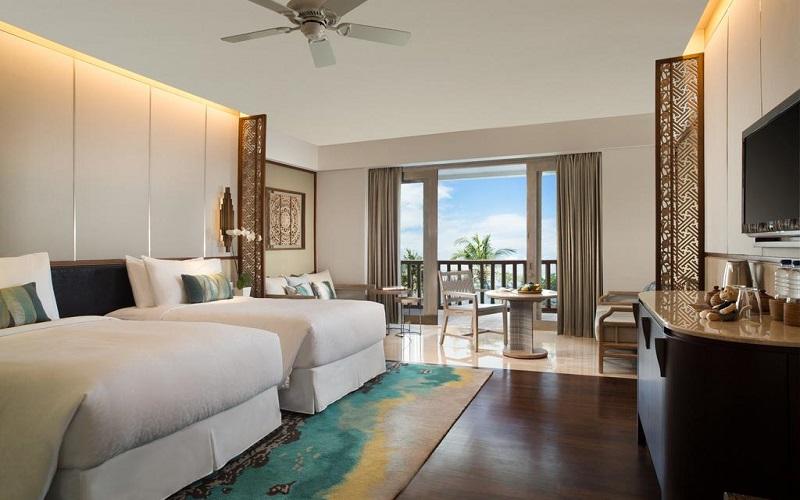هتل کنراد بالی