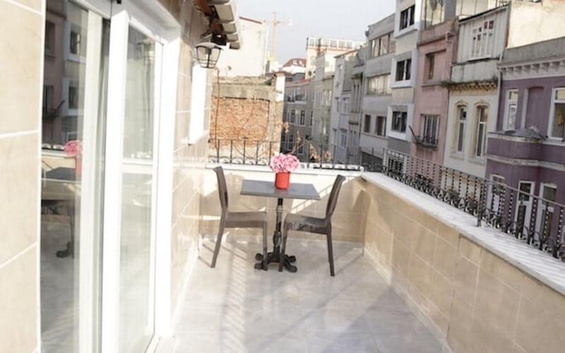هتل Babu Hotel Istanbul
