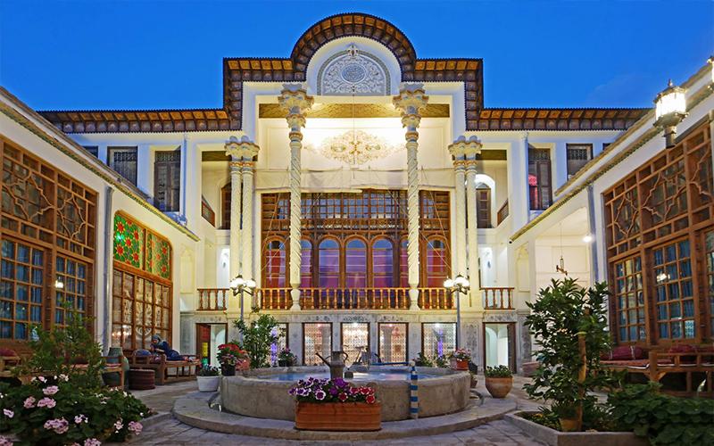 اقامتگاه سنتی خان نشین اصفهان