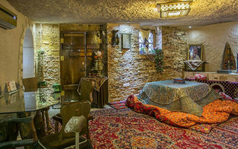 هتل صخره ای هما کندوان تبریز