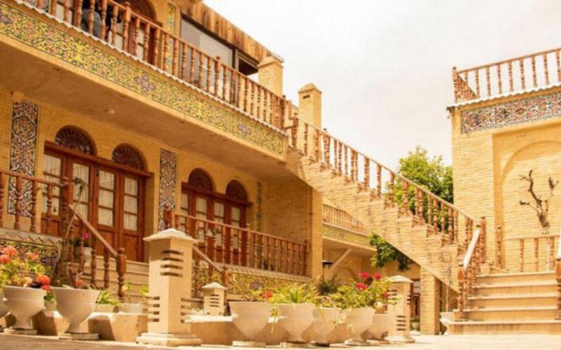 هتل فروغ شیراز