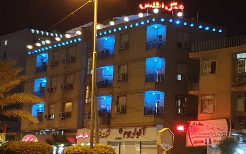 هتل اطلس بندرعباس