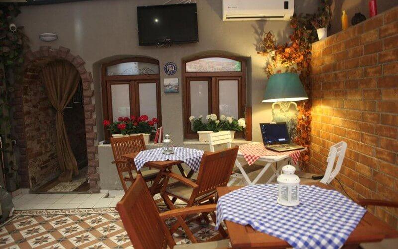 هتل Tom Square Boutique Hotel Istanbul